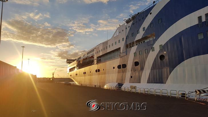 Пристанището на Палермо