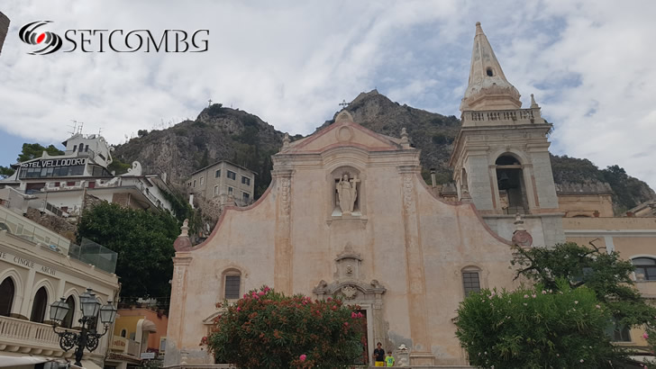 Chiesa Taormina