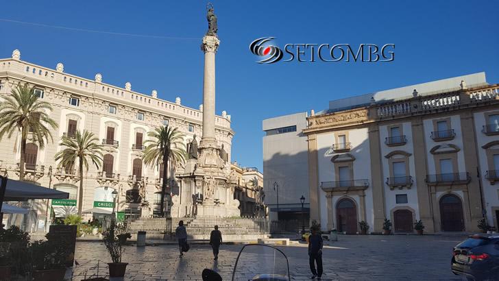 Piazza San Domenico Palermo