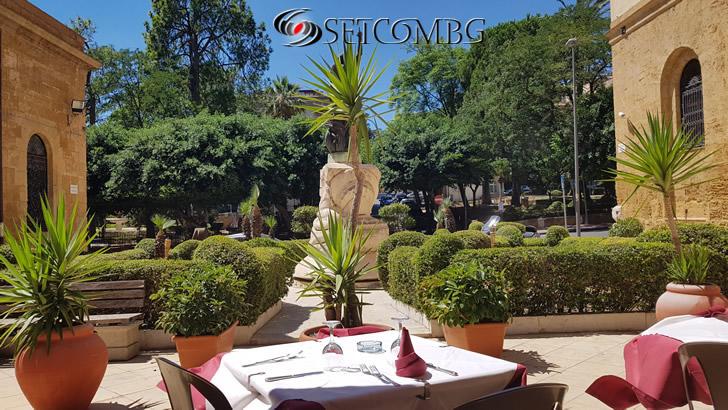 Pititto ristorante, Agrigento
