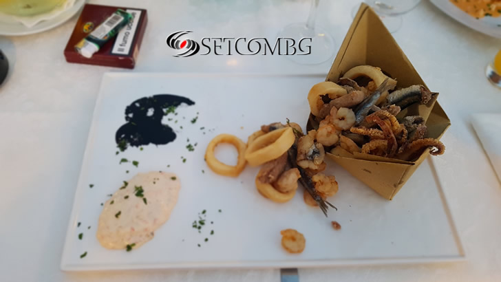 Restaurant Al Saraceno - food