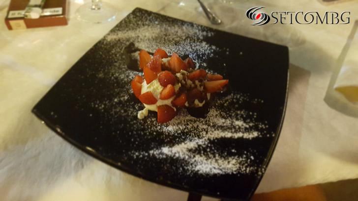 Al Saraceno Restaurant - food