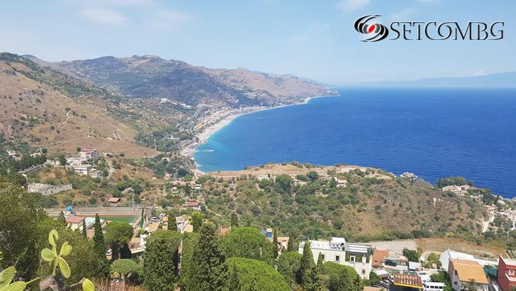Taormina - гледки
