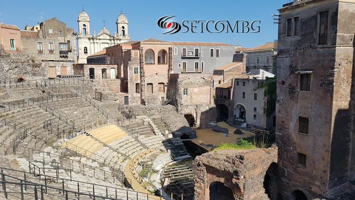 Catania amphitheatre