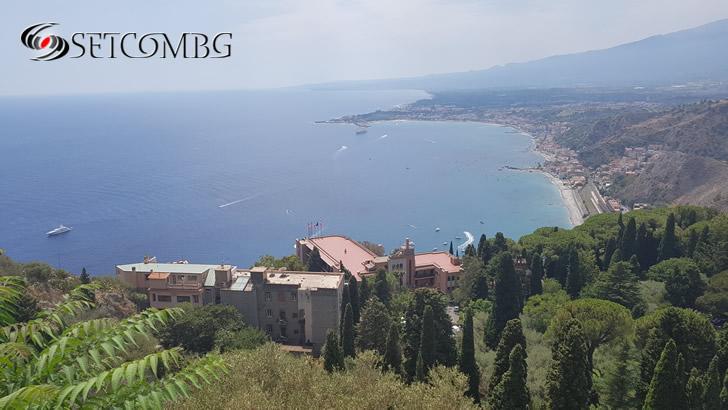 Taormina - изглед