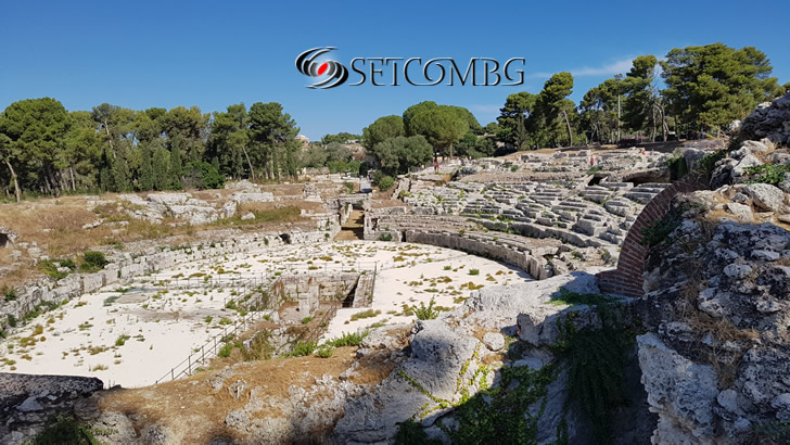 Parco archeologico della Neapolis Siracusa