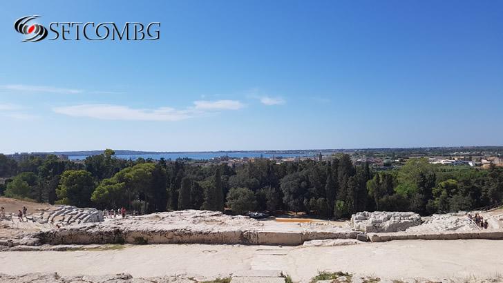Parco archeologico della Neapolis 1