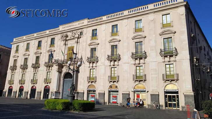 Университета в Catania
