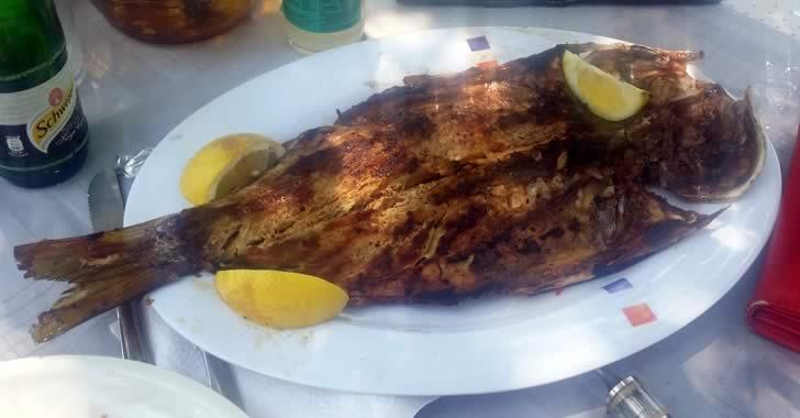 Къде да обядваме вкусно, евтино и близо до плажа в Китен?