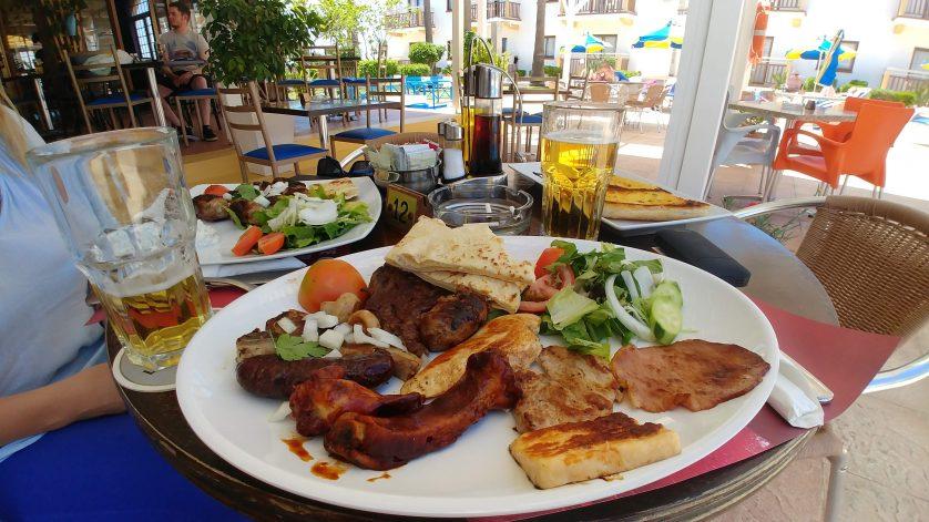 Cosmelenia Cyprus Restaurant