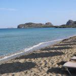 Falasarna beach. Крит